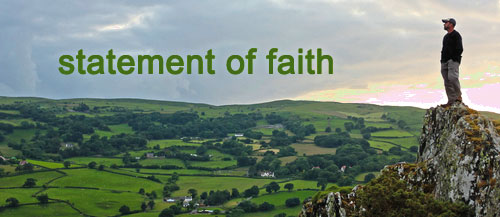 Picture statement of faith