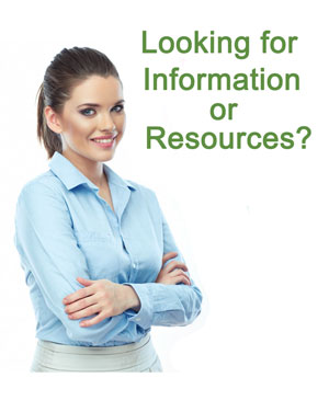 Information or Resources Picture